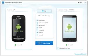 mobiletrans screenshot